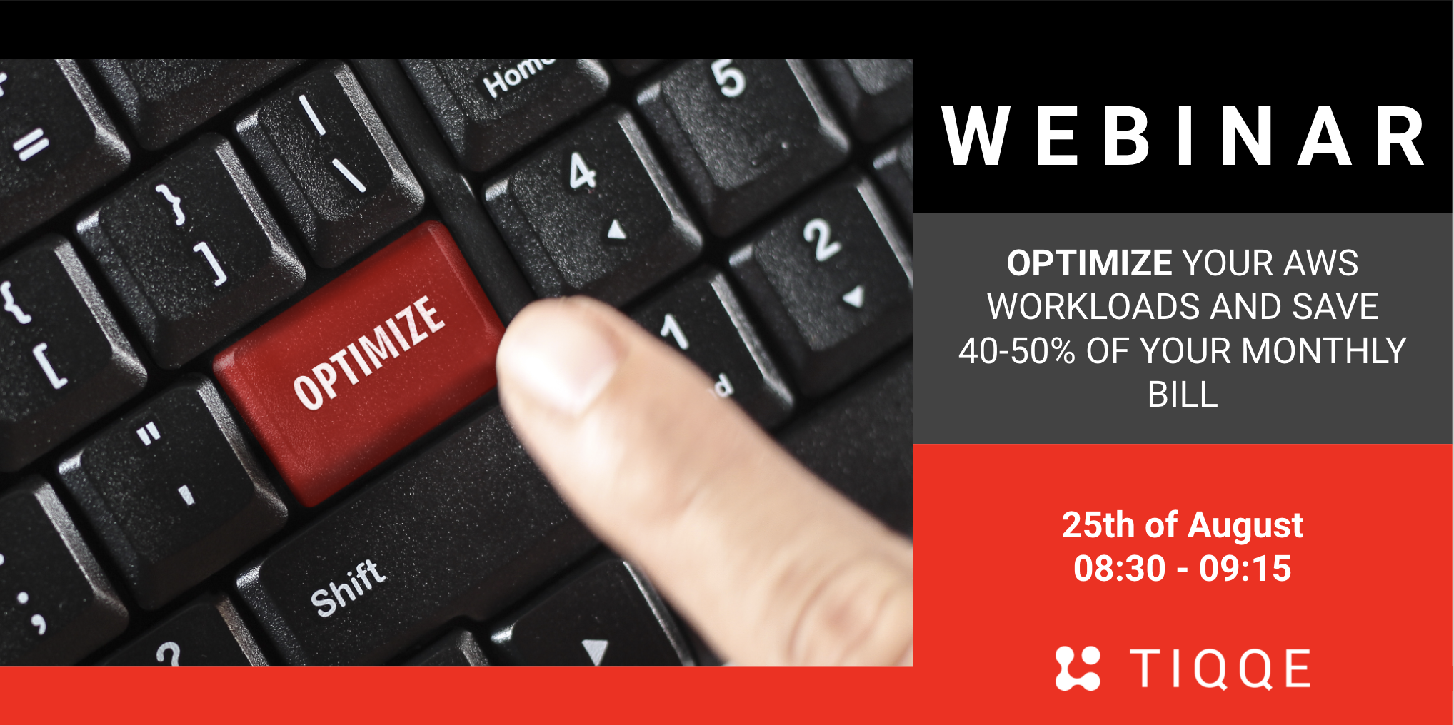 Cloud optimization webinar