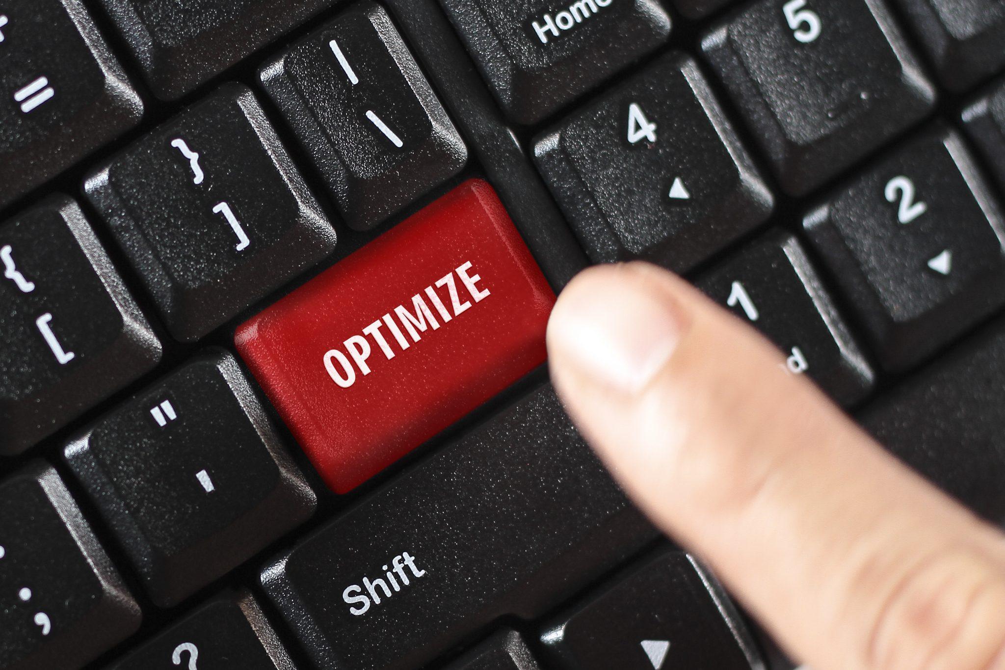 Watch our Optimization webinar