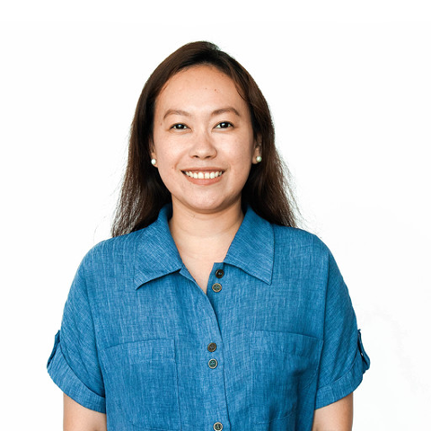 Maria Gantuangco just joined TIQQE!
